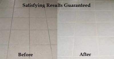 Grout & Tile Cleaning St James